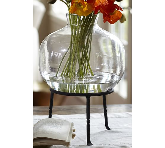 Irving Glass Vase, Small