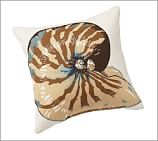Sea-Life Outdoor Pillow, 12