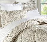 Terri Trellis Comforter, Twin, Neutral
