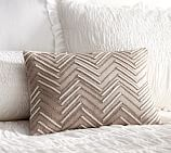 Embellished Bedded Rings Pillow Covers, 12 x 16
