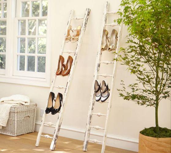 Wood Shoe Ladder