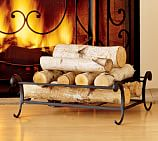 Aspen Fireplace Log Holder