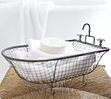 Bathtub Mesh Catchall