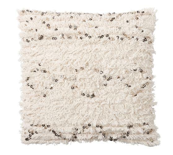 Moroccan Wedding Blanket Pillow Cover, 24