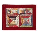 Bandana Patchwork Quilted Sham, Standard, Multicolor