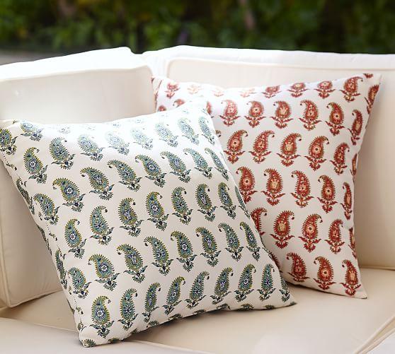 Kaylee Bhota Outdoor Pillow, 20