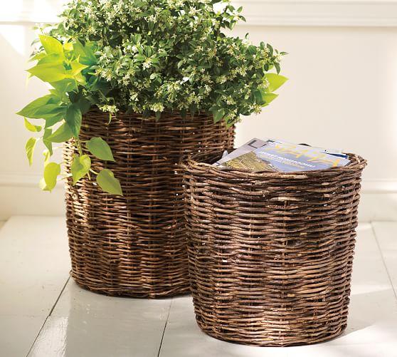 Garden Planter Basket, Large