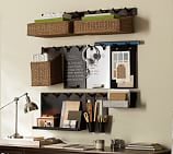 Gabrielle Home Office Set, Espresso stain