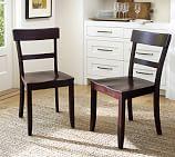 Metropolitan Side Chair, Espresso