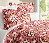 Libby Organic Duvet Cover, Twin, Warm