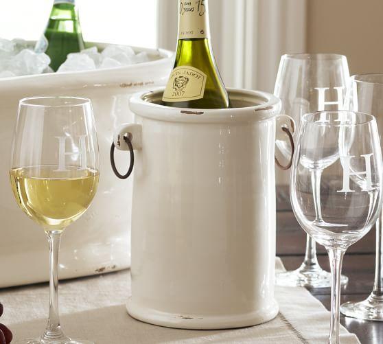 Rhodes Ceramic Wine Cooler