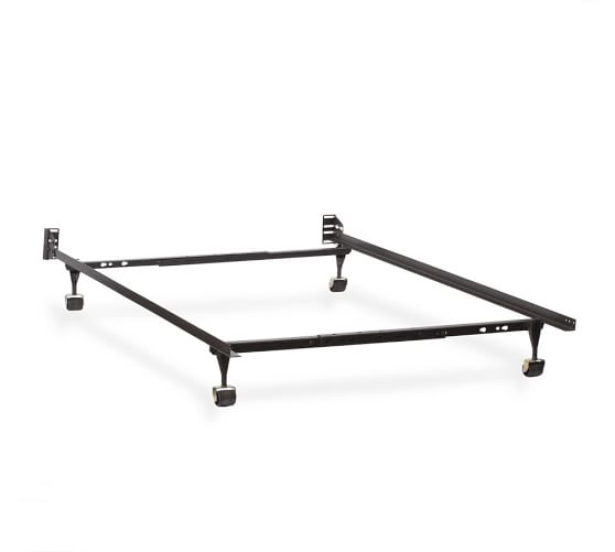 Box Spring Bed Frame, Twin/Full