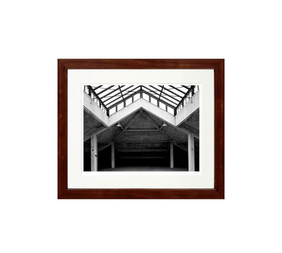 New York Times Archive Framed Photography, Upward Angles - Circa 1998, 14 x 12