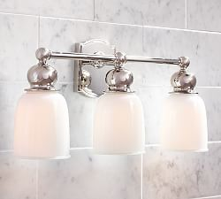 Wall Sconces Wall Lamps Pottery Barn