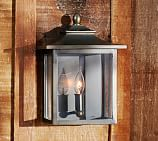 Classic Indoor/Outdoor Sconce, Bronze finish