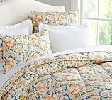 Maggie Floral Comforter, Twin, Multi