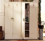 Vintage Locker Unit, Set of 2, 1 & 2 + 3 & 4