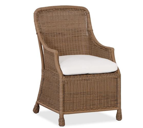 Saybrook All-Weather Wicker Dining Chair