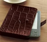 Leather Croc e-Reader Cover