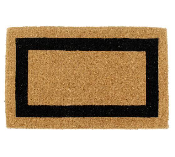 Picture Frame Doormat, 22 x 36