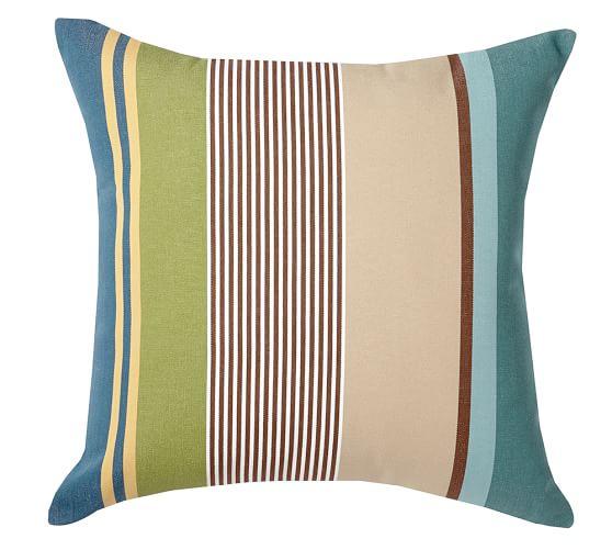Hawthorne Stripe Pillow Cover, 24
