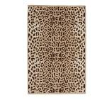 Leopard Jacquard Hand Towel