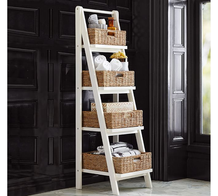 Ainsley Ladder Floor Storage With