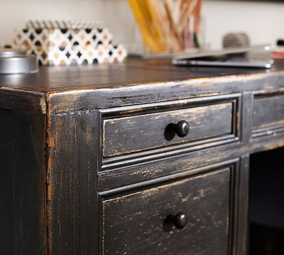 Roll Over Image to Zoom. Dawson Desk   Pottery Barn