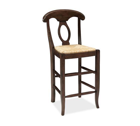 bar stools pottery barn bar stools