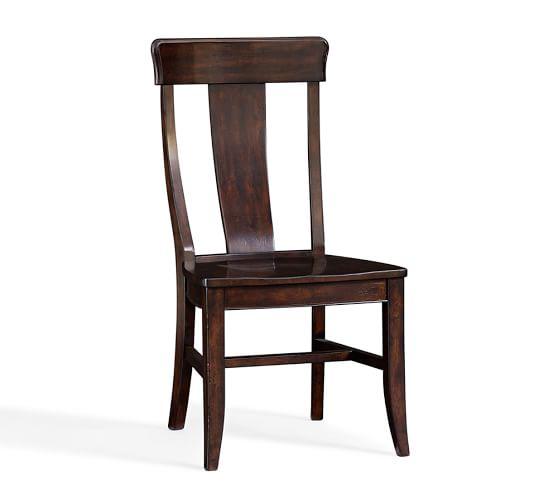Wilton Side Chair Pottery Barn