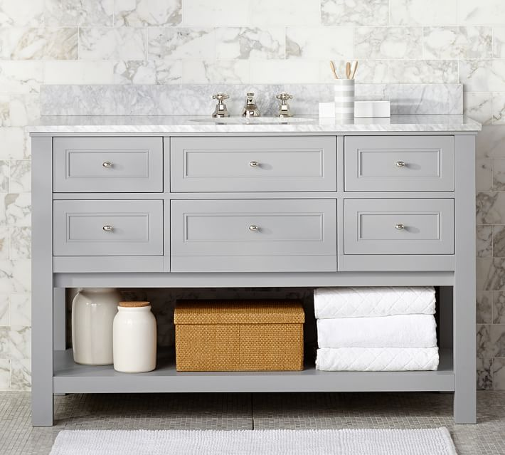 Bathroom Vanities Sink Consoles – Bathroom Sink and Vanity