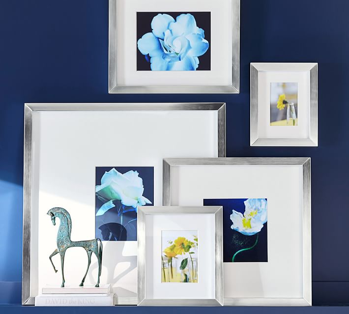 lee gallery frames pottery barn