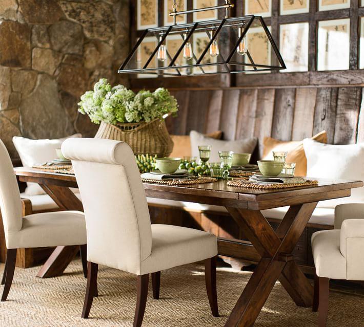 greenhouse indoor/outdoor chandelier  pottery barn, Lighting ideas