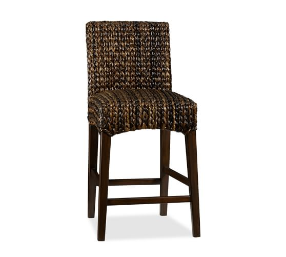 ... Seagrass Barstool. View Larger. Roll Over Image to Zoom