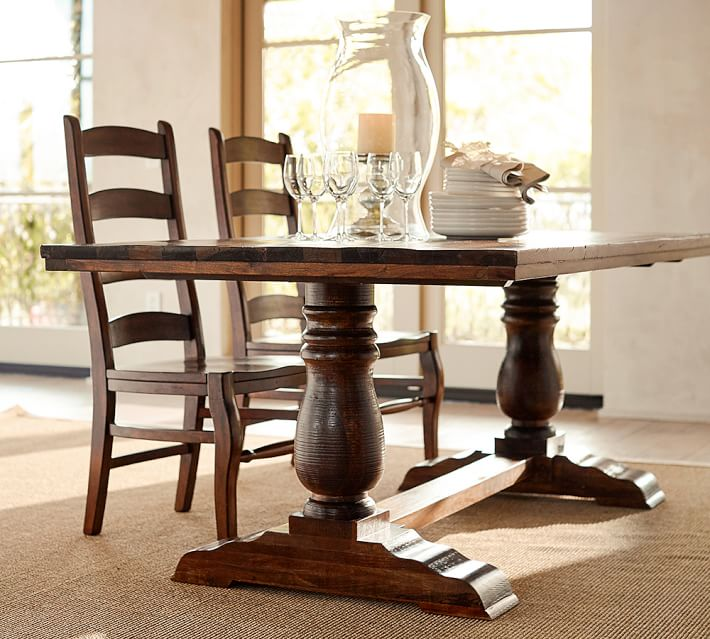 ... dining table is also a kind of reclaimed wood · custom ...