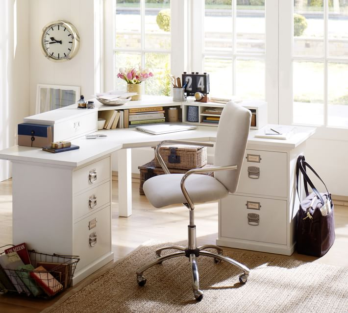 Bedford Corner Desk | Pottery Barn