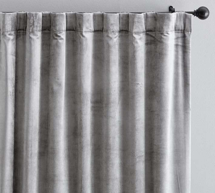 Wide Curtains and Drapes | Pottery Barn