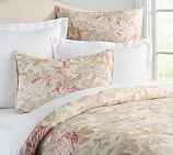 Rebecca Floral Duvet Cover, Full/Queen, Warm Multi