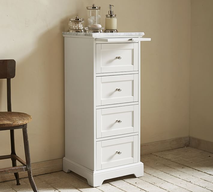 Marble Top Sundry Tower O