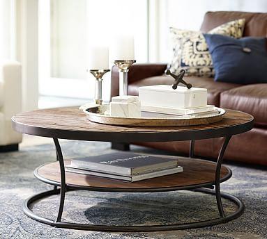 Coffee Table Decor Tray Pottery Barn
