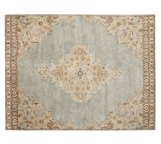 Bryson Persian Style Rug Pottery Barn
