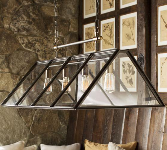 Greenhouse IndoorOutdoor Chandelier – Indoor Outdoor Chandelier