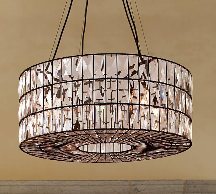 Chandeliers | Pottery Barn:,Lighting