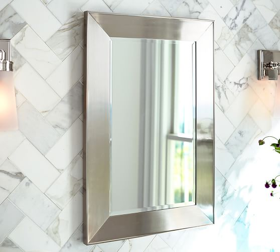 Beverly Recessed Medicine Cabinet | Pottery Barn