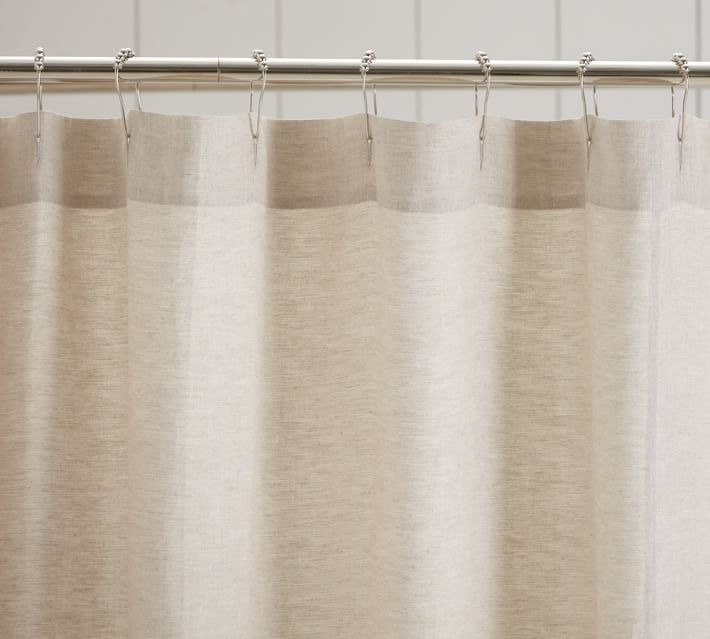 Curtains Ideas 36 wide shower curtain : Wide Curtains and Drapes | Pottery Barn