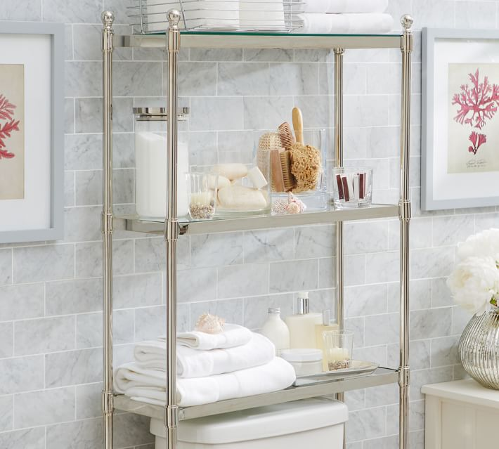 towel cabinet above toilet | Roselawnlutheran