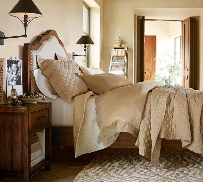 . Laurel Bed   Dresser Set   Pottery Barn
