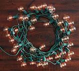 Globe String Lights, 40-Bulb Strand