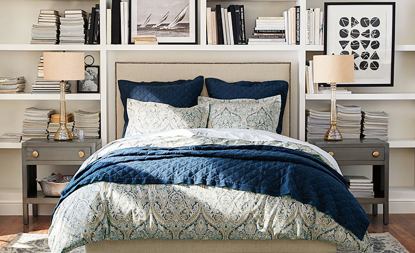 6 Clever Storage Solutions for Your Bedroom
