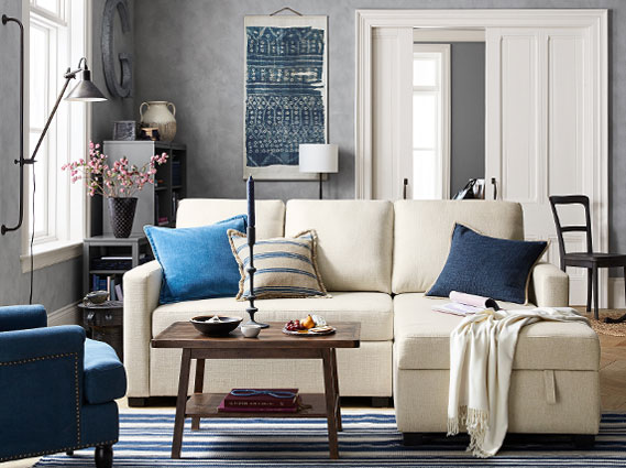 pottery barn living room images soma bryant mateo living room pottery barn 18339